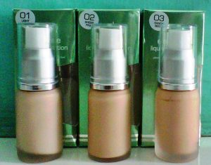 harga Wardah Exclusive Liquid Foundation