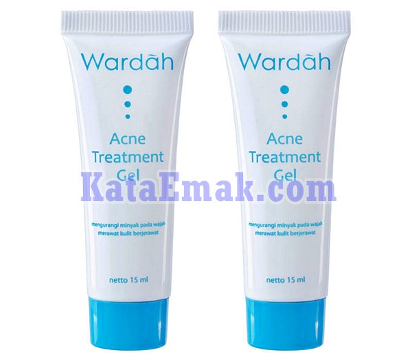 review Wardah Acne Cleansing Gel