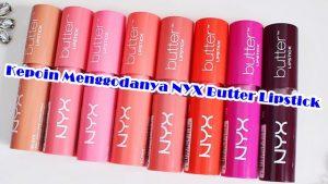 Kepoin Yuk Review Lengkap dari NYX Butter Lipstick