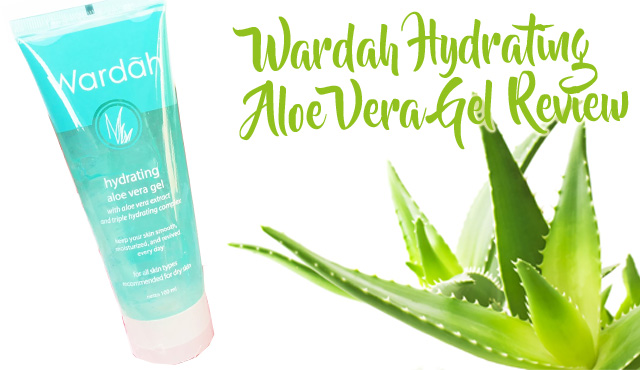 Review Wardah Hydrating Aloe Vera Gel, Pelembab Non Alkohol dari Wardah