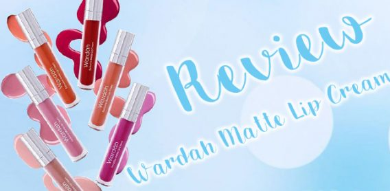 review lipstik wardah matte lip cream