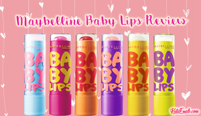 Review Maybelline Baby Lips, Pelembut Bibir Indahmu