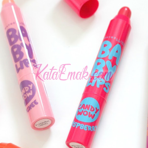 harga maybelline baby lips candy wow