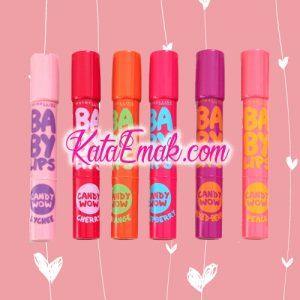 maybelline baby lips untuk bibir hitam