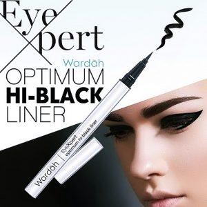 tentang EyeXpert Optimum Hi Black Liner Wardah