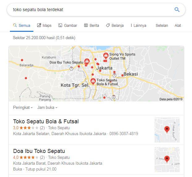 google my bussines untuk ukm
